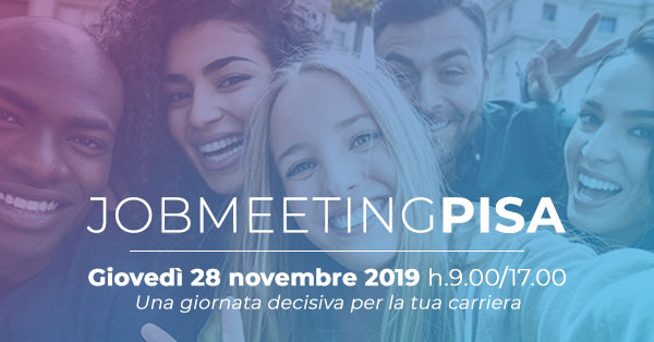 Job Meeting PISA